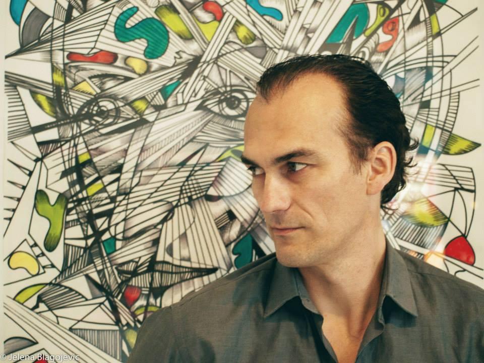 Marko-Gavrilovic, artist statement