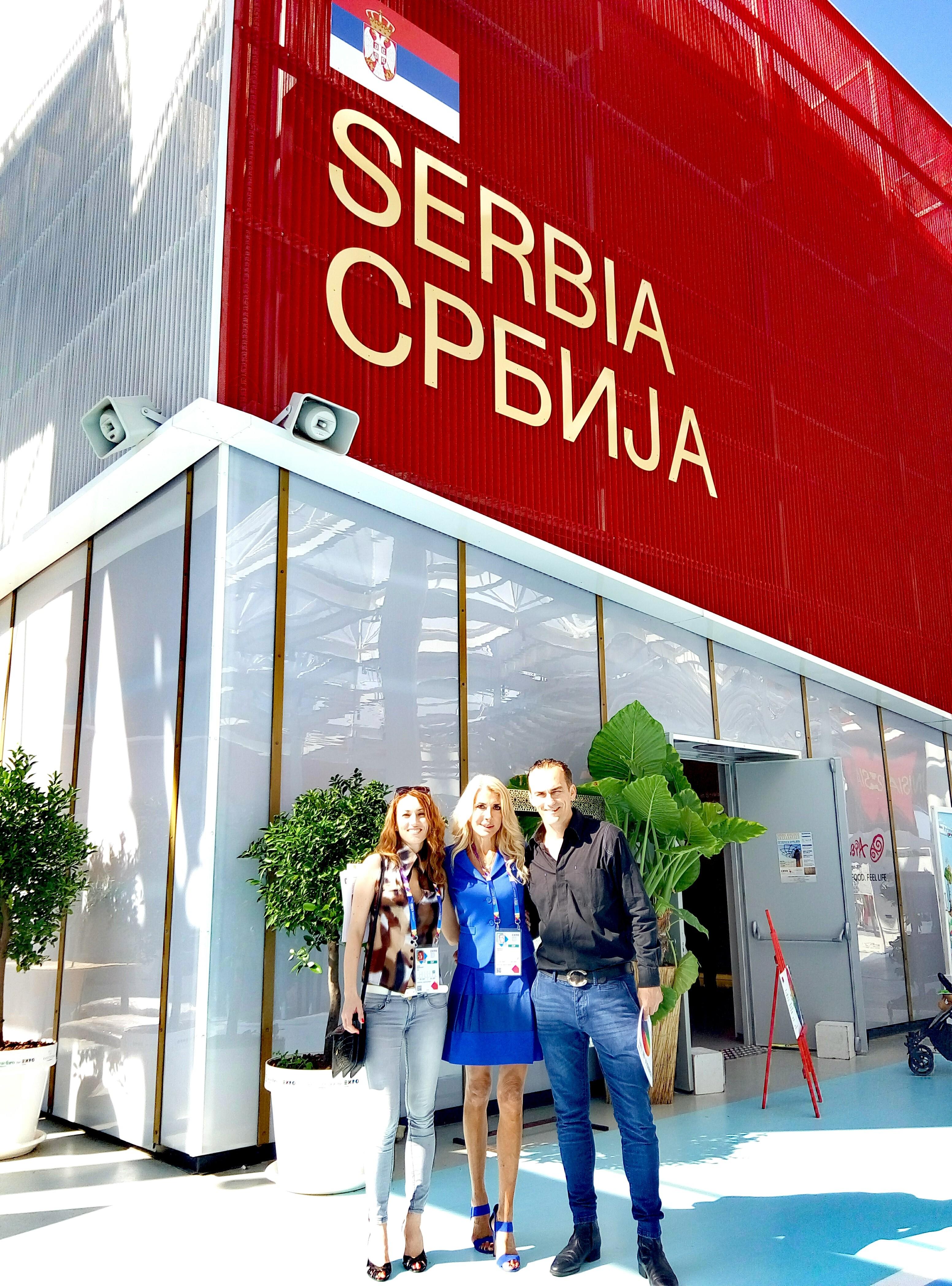 Circle of Life Milan, Ivana Ivka, Gabriella Carlucci, Marko Gavrilovic