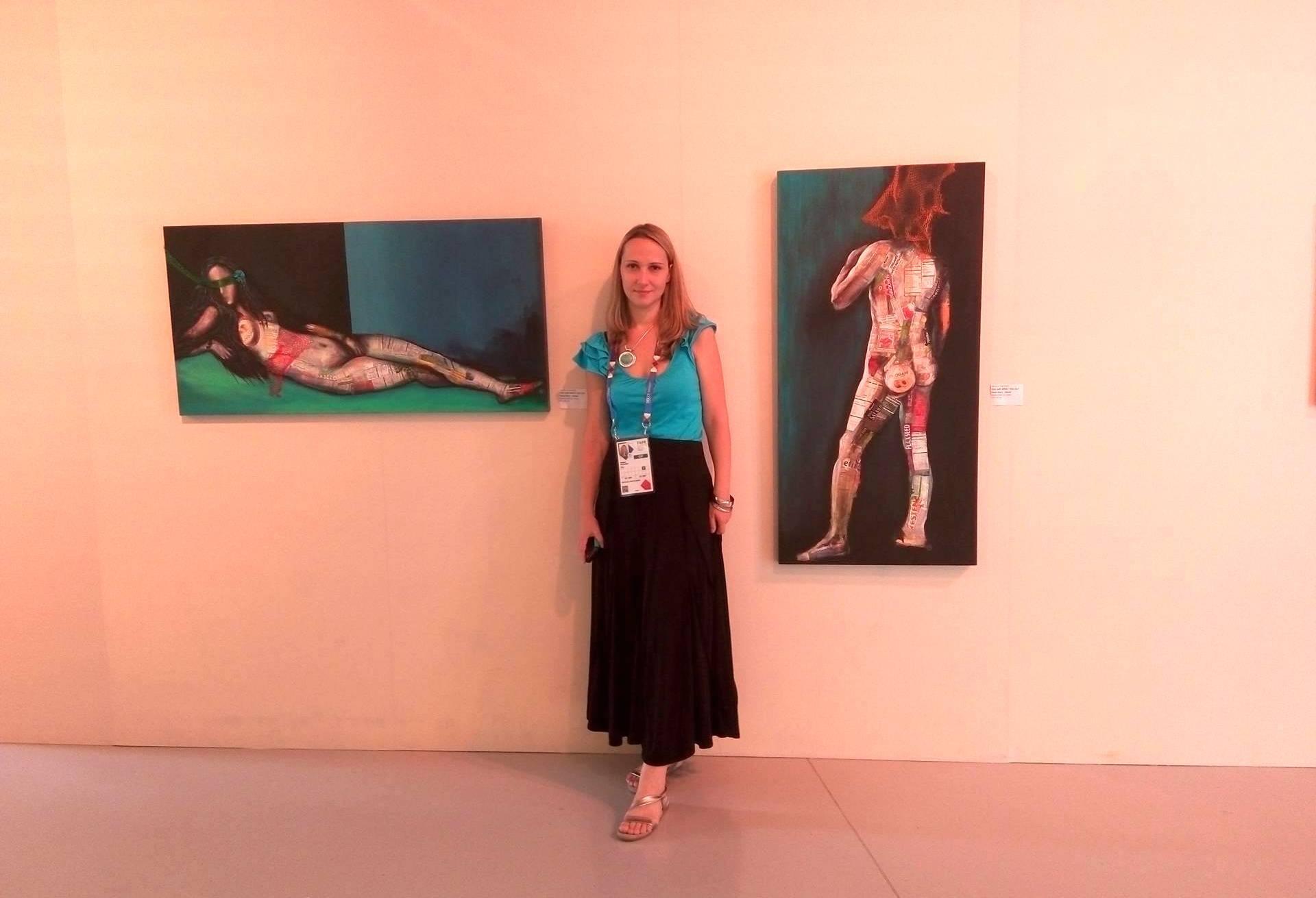 Sandra Vucicevic, Circle of Life, Milan EXPO 2015.