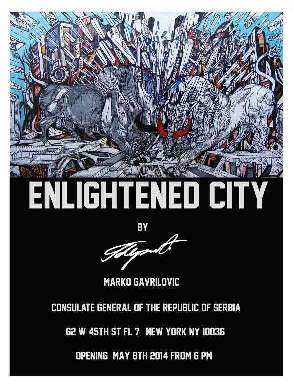 Enlightened city