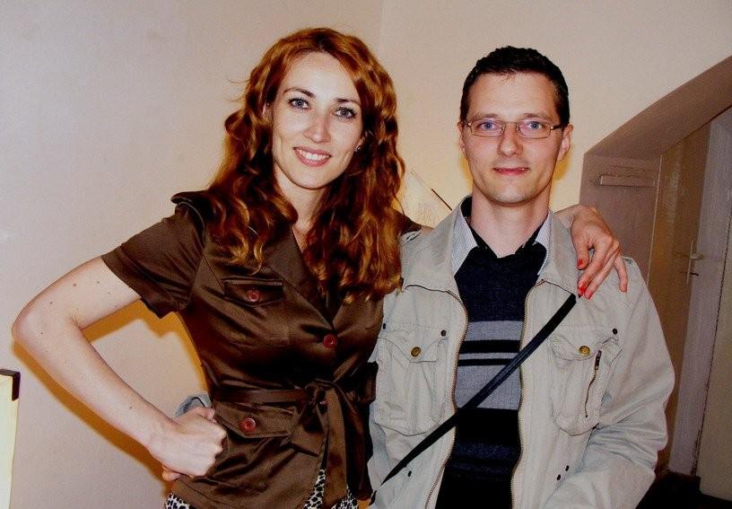 Exhibition Inside , Belgrade, Ivana Ivka & Dragan Cooler