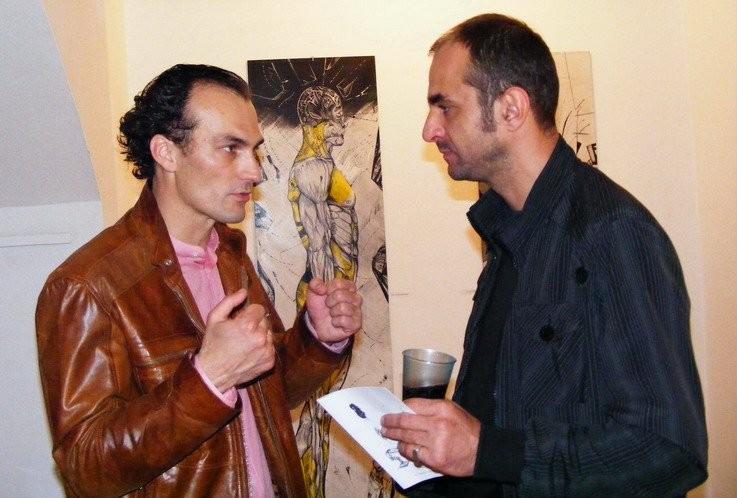Exhibition Inside , Belgrade, Vlada