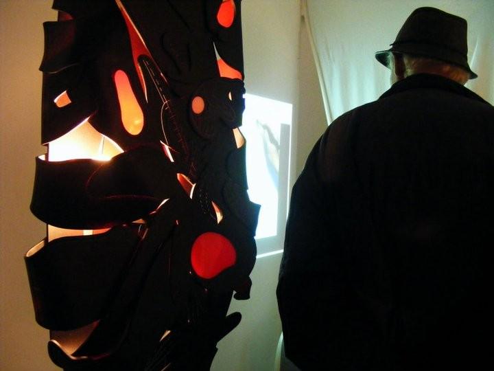 Exhibition Inside , Belgrade Emilo Kostic