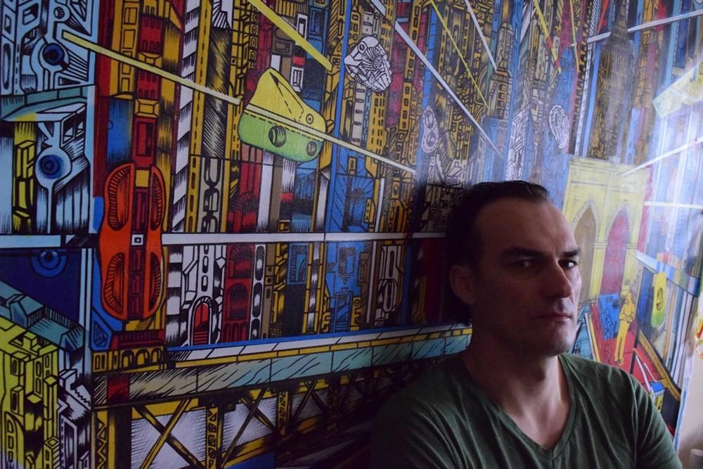 Marko Gavrilovic, contemporary art
