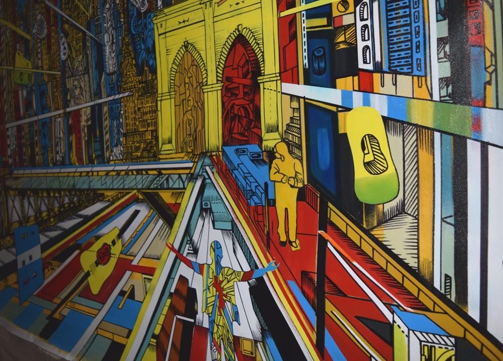 Urban future, Gavrilovic