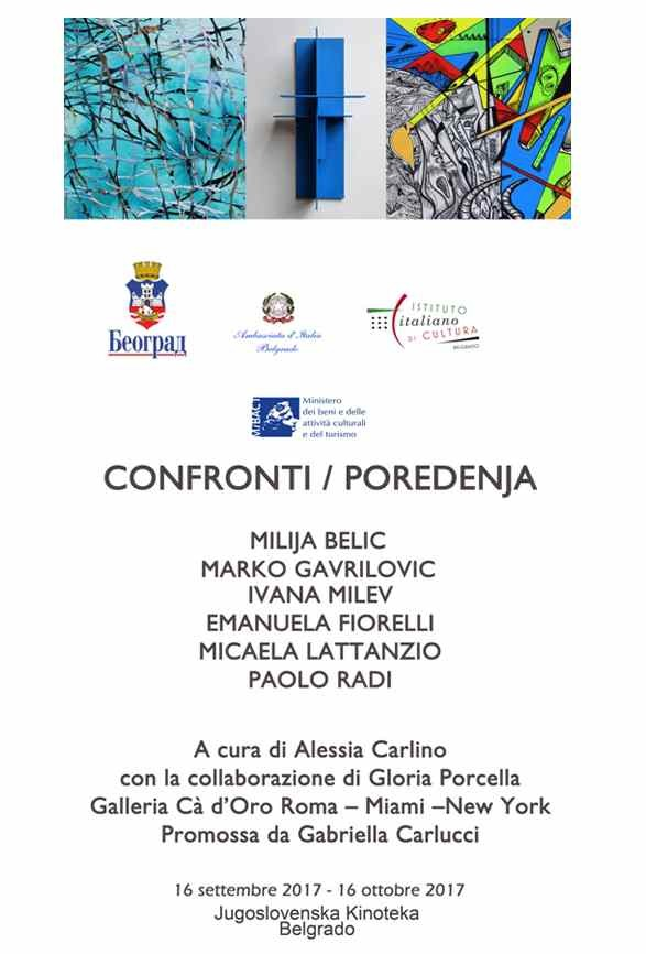Exhibition Confronti