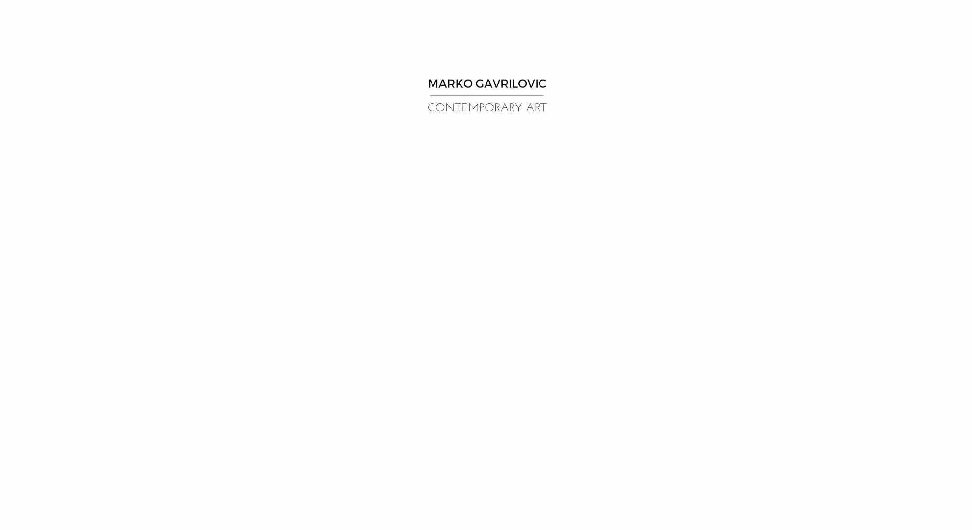 marko gavrilovic homepage