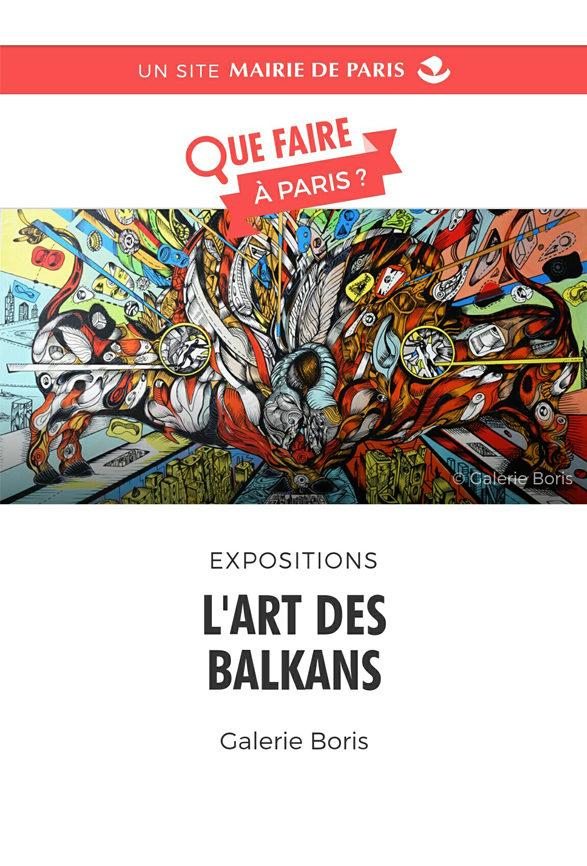 L'art des Balkans