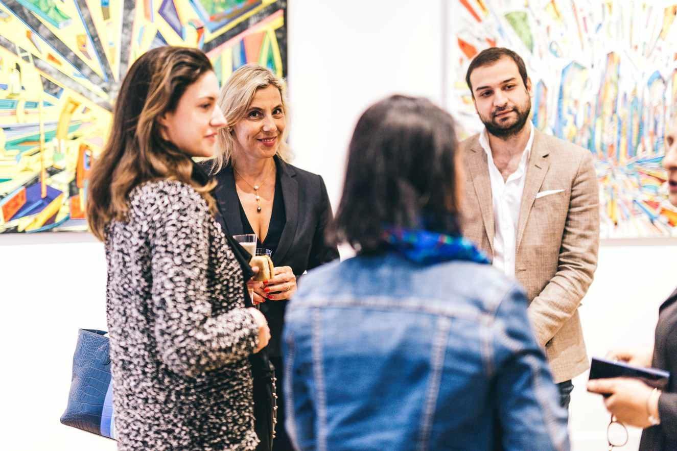 L'art des Balkans at Galerie Boris, Paris 2018