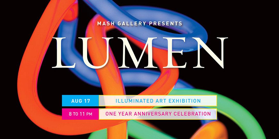 LUMEN-Mash Gallery, Curated by Haleh Mashian