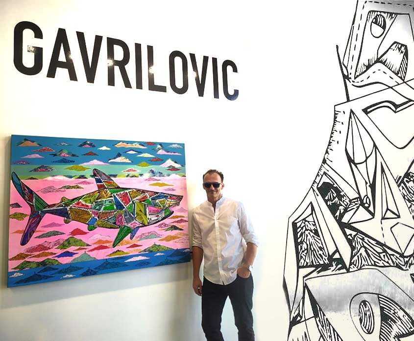 Marko Gavrilovic photo